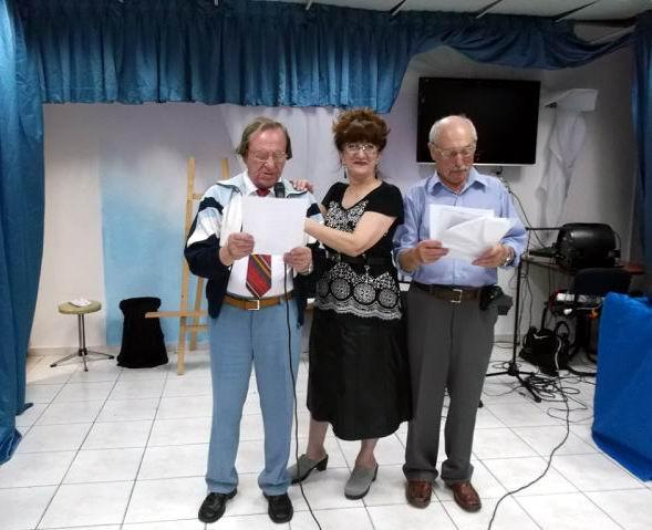 В Русском клубе – Кавказ и Беларусь рядом
