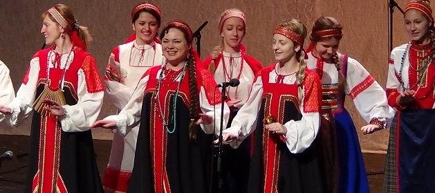 «Русская весна» подарила радость