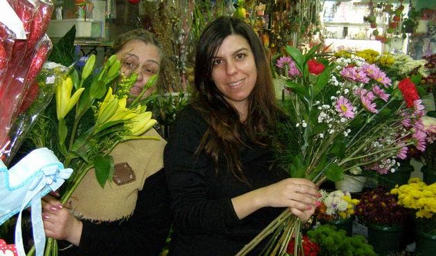 Женские лица Кармиэля