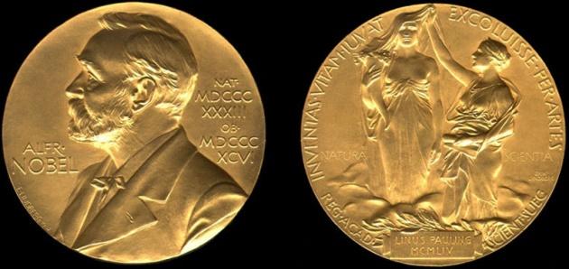 Про Нобеля для Путина