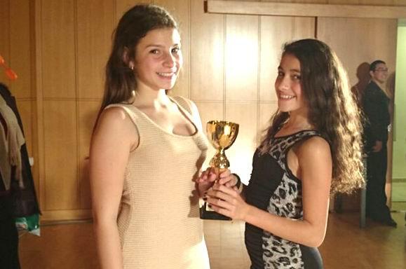 Юные  таланты на всеизраильском фестивале