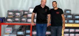 «Хен мацберим» это аккумуляторы по самой низкой цене в Израиле
