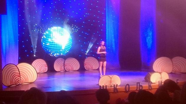 Николь Грицак – лауреат конкурса «Школькице» в Сербии