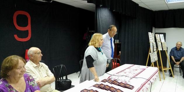 Организация «Дети войны» собиралась в Русском клубе
