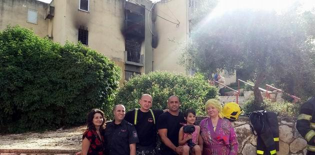 Пожар на Маале а-Крамим