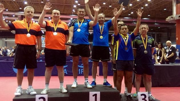 Ура! Дима Авраменко – чемпион мира!!!