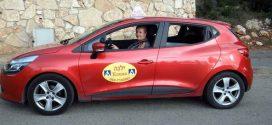Учиться водить машину – это у Елены