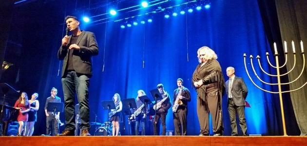 Гала-концерт в Гейхал а-тарбуте