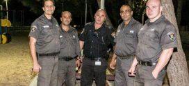 Муниципальная полиция видит всё