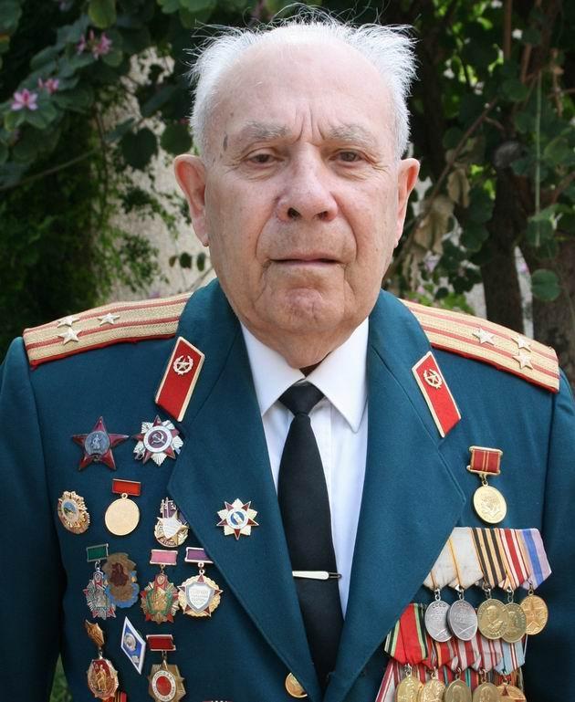 Памяти ветерана