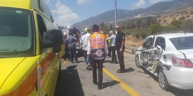 Женщина 40 лет сбита на трассе грузовиком