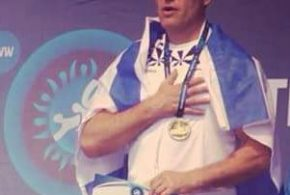 Борец из Кармиэля – чемпион мира