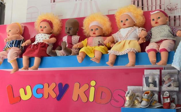 Раскрасим детство в яркие цвета «LUCKY KIDS»