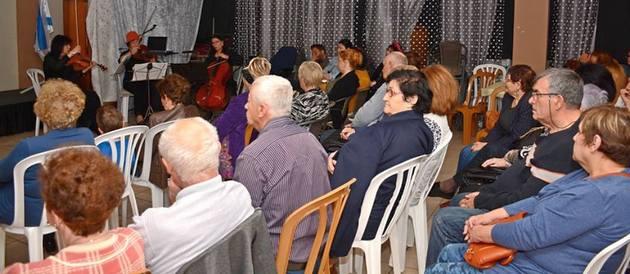 Встреча с искусством в общине «Ницоц-Маханаим»