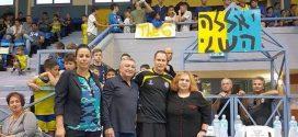 Ура! Наши во Всеизраильской лиге…