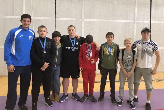 Чемпион Израиля и два призёра