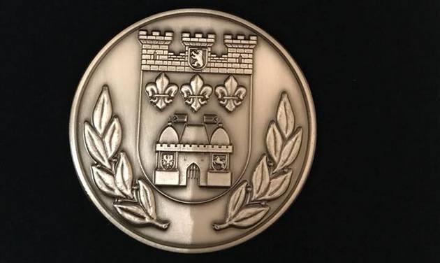 Ади Эльдар – почётный гражданин германского города