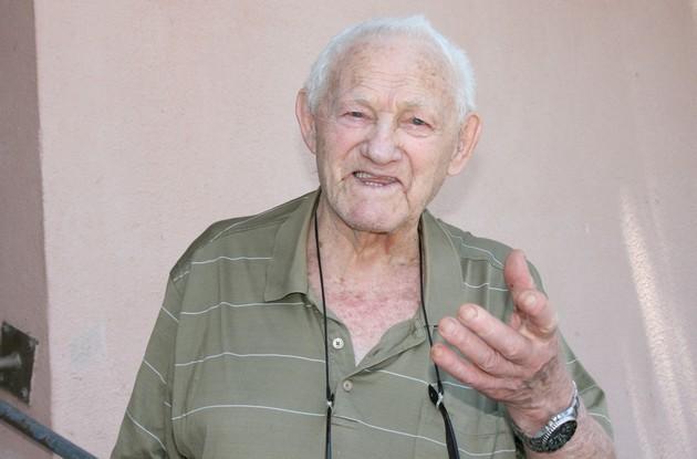 Ветерану 95 лет – а он работает!