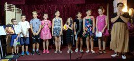 Дети за лето стали артистами (премьера в Галери клаб)