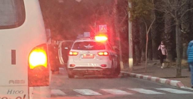 Ограбили таксиста