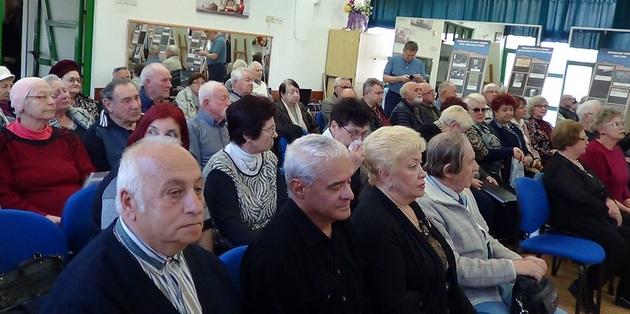 Выставка из Москвы о Холокосте